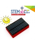 3D Printing STEM Solar Charger Kit