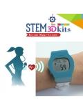 3D Printing STEM Heart Rate Watch Kit