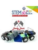 3D Printing STEM Derby Dash Kit